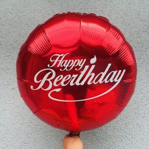 Beerthday Balloons